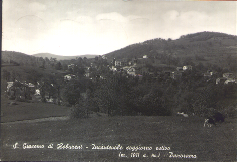 Panorama da Loc. Pineta